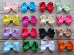 Hair bows bundle